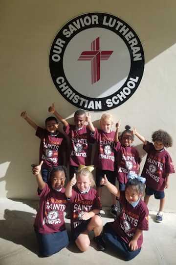 junior team saints logo