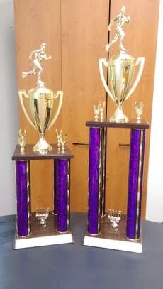 our savior saints trophies