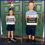 first grade thrid grade