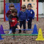 preschool kids playground jumpimg