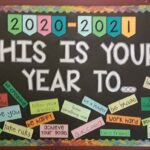 this is your year bulletin board