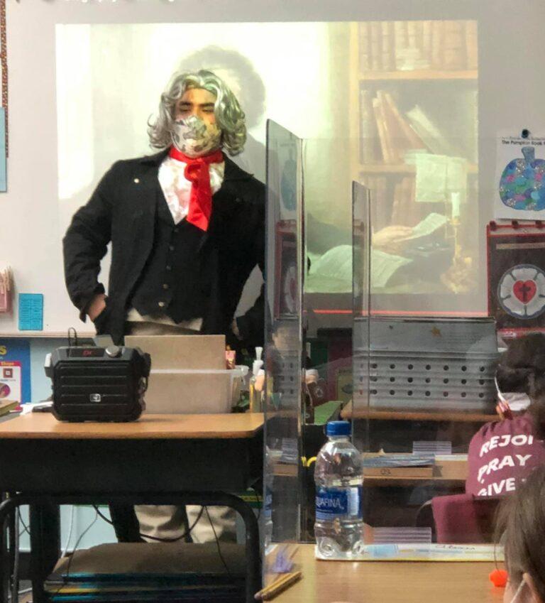 danny class Ludwig van Beethoven